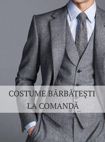 Costume la comanda Anghel Constantin Tailoring