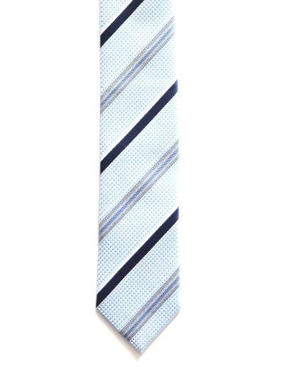 Cravata extra slim dungi; latime 5 cm
